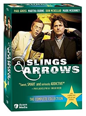 Slings and Arrows watch online