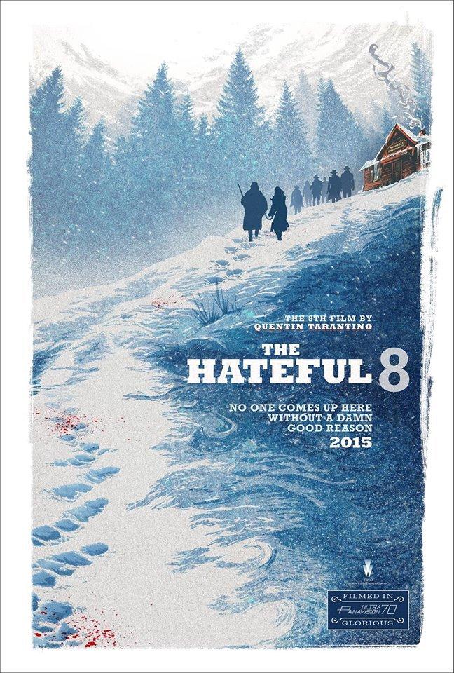 The Weinstein Company's The Hateful Eight - Trailer 3