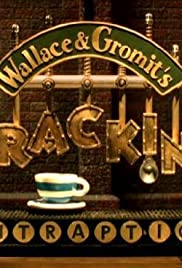 Wallace & Gromit's Cracking Contraptions Poster
