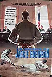The Court-Martial of Jackie Robinson Poster