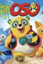Special Agent Oso (2009) Poster