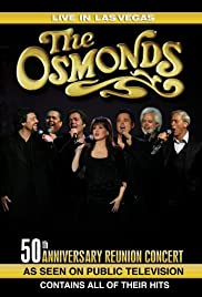 The Osmonds 50th Anniversary Reunion Poster