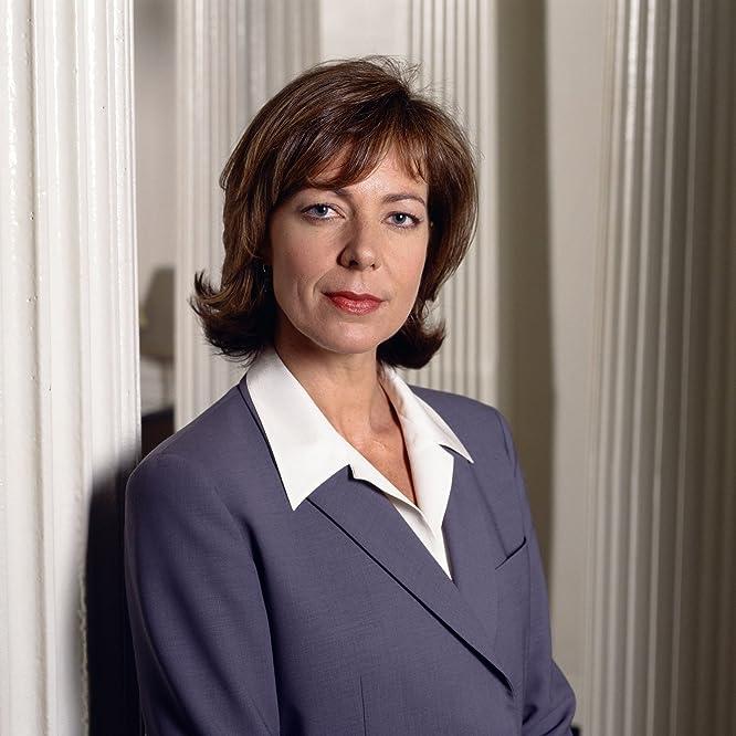 Allison Janney in The West Wing (1999)