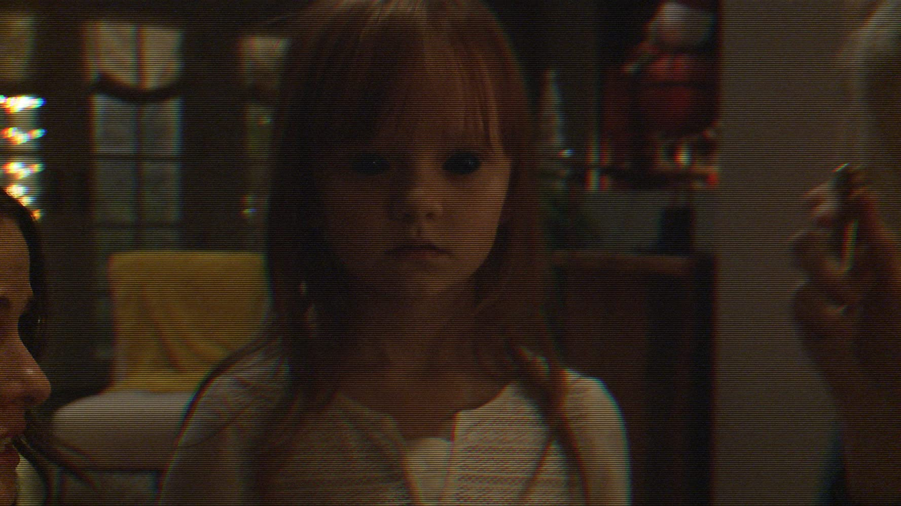 Ivy George in Paranormal Activity: The Ghost Dimension (2015)