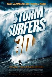 Storm Surfers 3D(2012) Poster - Movie Forum, Cast, Reviews