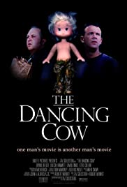 The Dancing Cow Poster