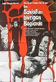 Im Schloß der blutigen Begierde Poster