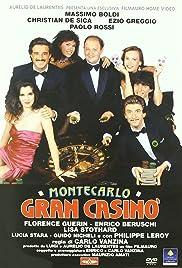 Montecarlo Gran Casinò Poster