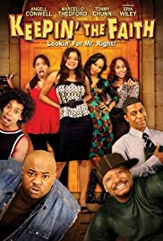 Keepin' the Faith: Lookin' for Mr. Right Poster