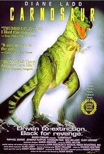 Poster for Carnosaur.