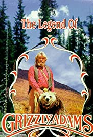The Legend of Grizzly Adams Poster