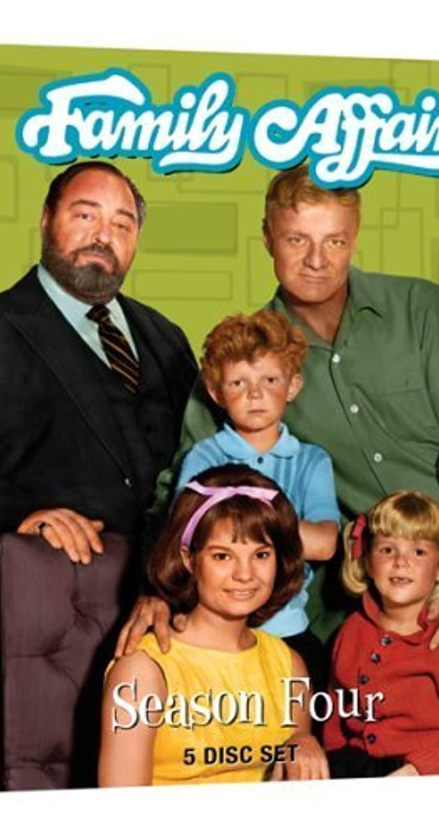 Family Affair Tv Series 1966 1971 Full Cast Amp Crew Imdb