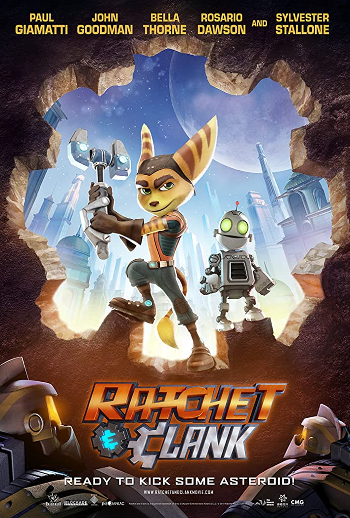 Gramercy Pictures' Ratchet and Clank - Trailer 1