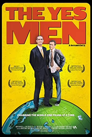 The Yes Men poster