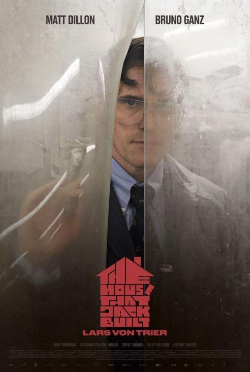 Poster de The House That Jack Built (2018)
