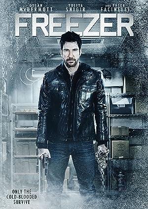 Freezer movie poster