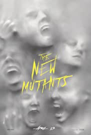 Image result for the new mutants [poster