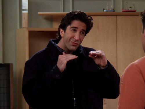 """""""Friends"""" The One Where Ross Moves In (TV Episode 1998) - IMDb"""