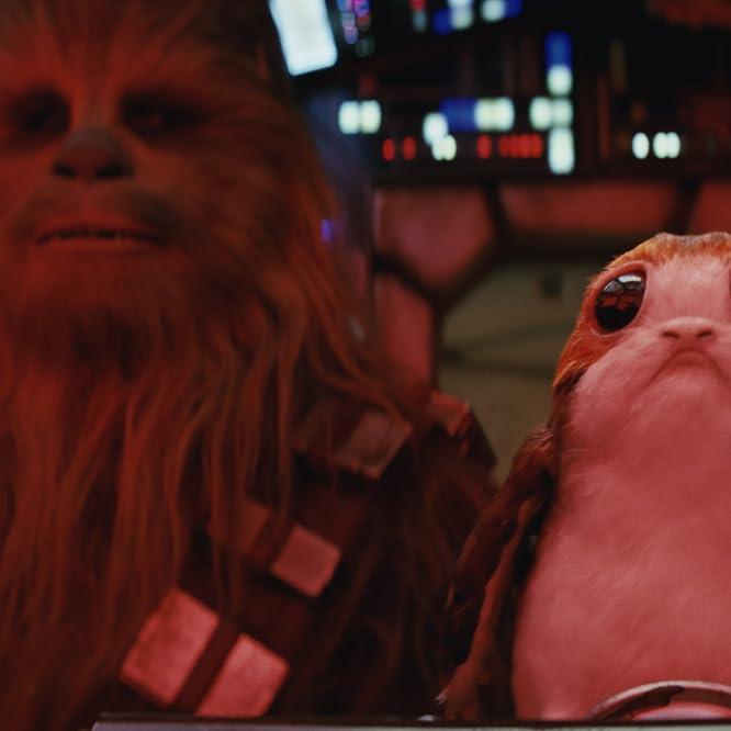 Joonas Suotamo in Star Wars: The Last Jedi (2017)