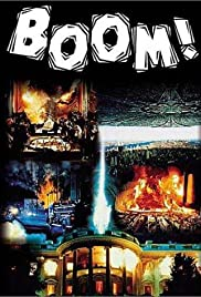 Boom! Hollywood's Greatest Disaster Movies Poster