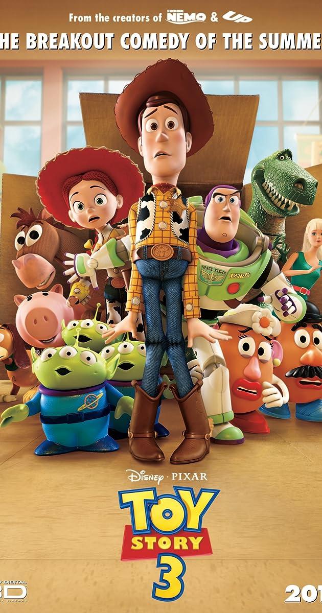 Toy Story 3 (2010) - IMDb