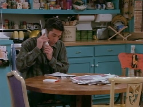 Friends: The One with the Prom Video | Season 2 | Episode 14