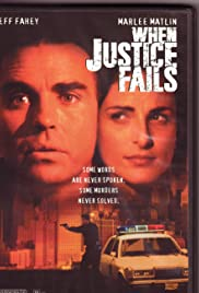 When Justice Fails Poster