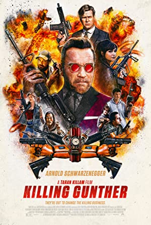 Killing Gunther Pelicula Poster