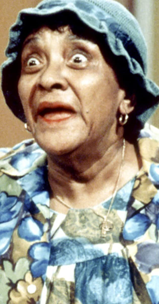 Mom Who Works: Moms Mabley