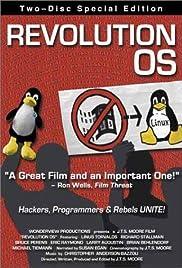 Revolution OS(2001) Poster - Movie Forum, Cast, Reviews