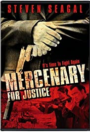 Mercenary for Justice Poster