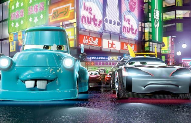 Imdb Cars: Tokyo Mater (2008)