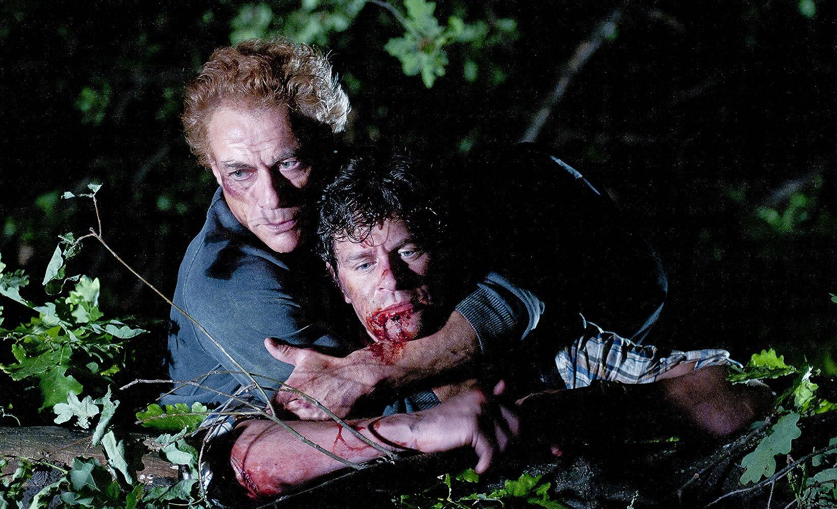 Jean-Claude Van Damme and Tom Everett Scott in Enemies Closer (2013)