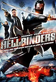 Hellbinders (2009) Poster - Movie Forum, Cast, Reviews