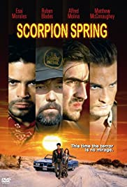 Scorpion Spring (1995) Poster - Movie Forum, Cast, Reviews