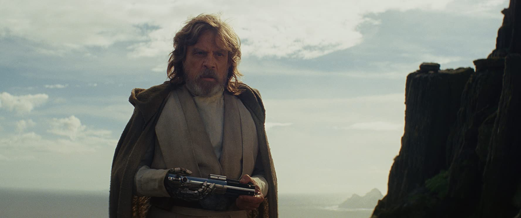 Mark Hamill in Star Wars: Episode VIII - The Last Jedi (2017)