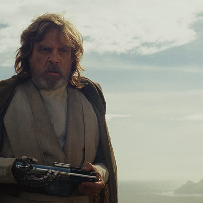 Mark Hamill in Star Wars: The Last Jedi (2017)
