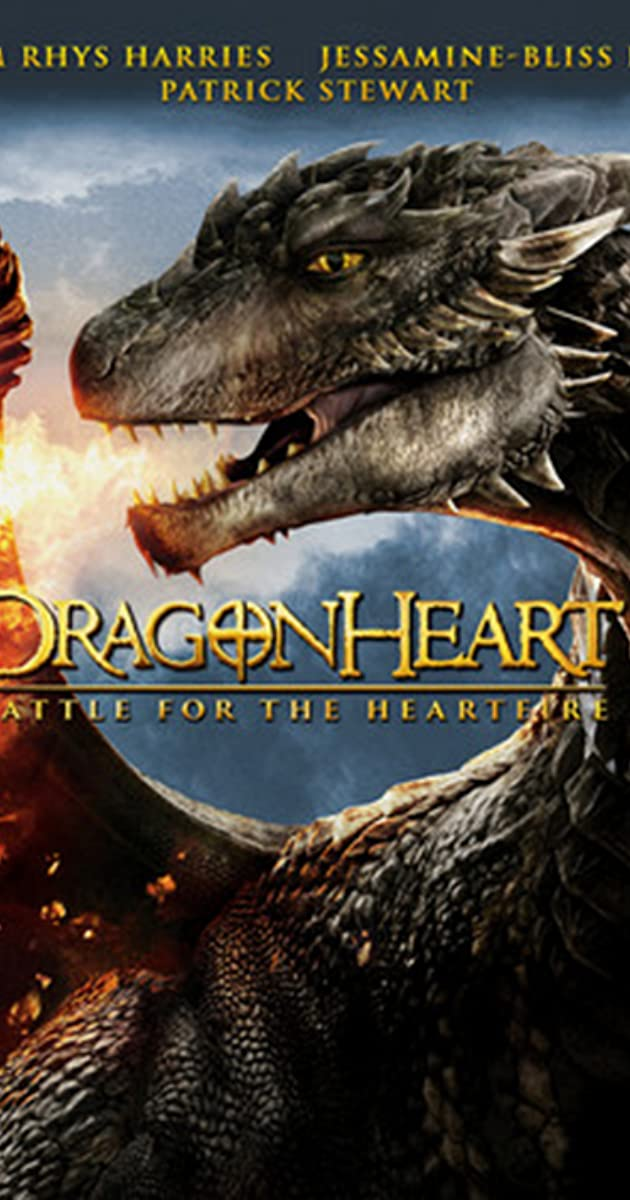 dragonheart battle for the heartfire 2017 imdb