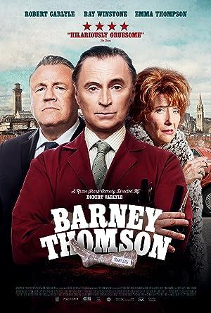 La leyenda de Barney Thomson Online