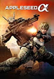 Appleseed Alpha(2014) Poster - Movie Forum, Cast, Reviews