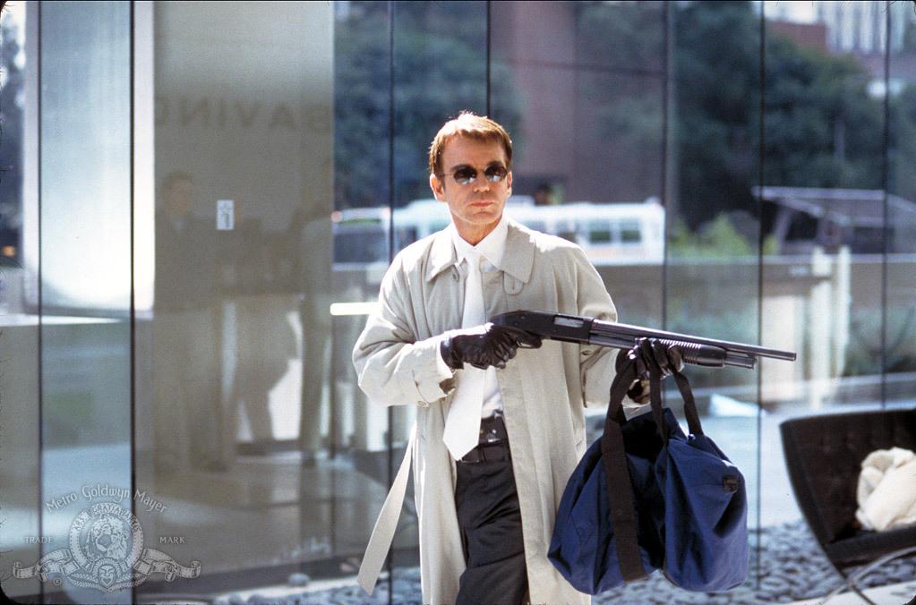 Billy Bob Thornton in Bandits (2001)