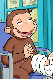 Housebound!/Curious George Rides a Bike Poster