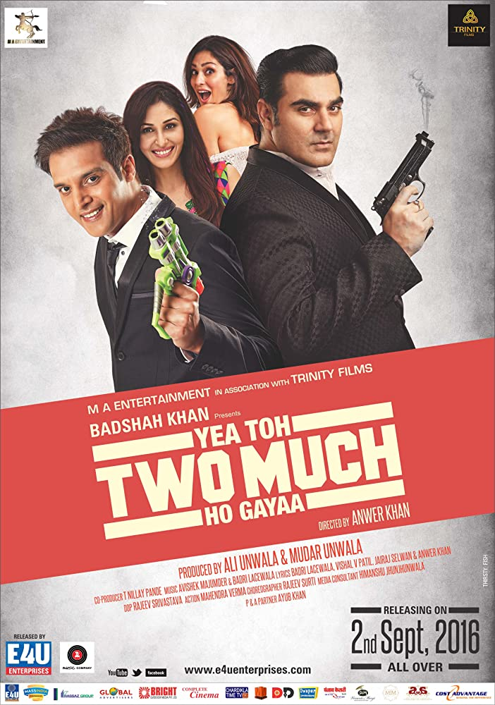 Yea Toh Two Much Ho Gayaa 2016 Movie Watch online free download HD