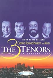 The 3 Tenors in Concert 1994 Poster