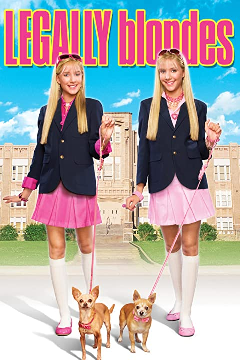Legally Blonde Synopsis 43