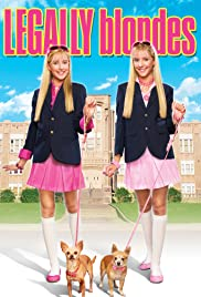 Legally Blondes (2009) Poster - Movie Forum, Cast, Reviews