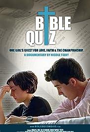 Bible Quiz(2013) Poster - Movie Forum, Cast, Reviews