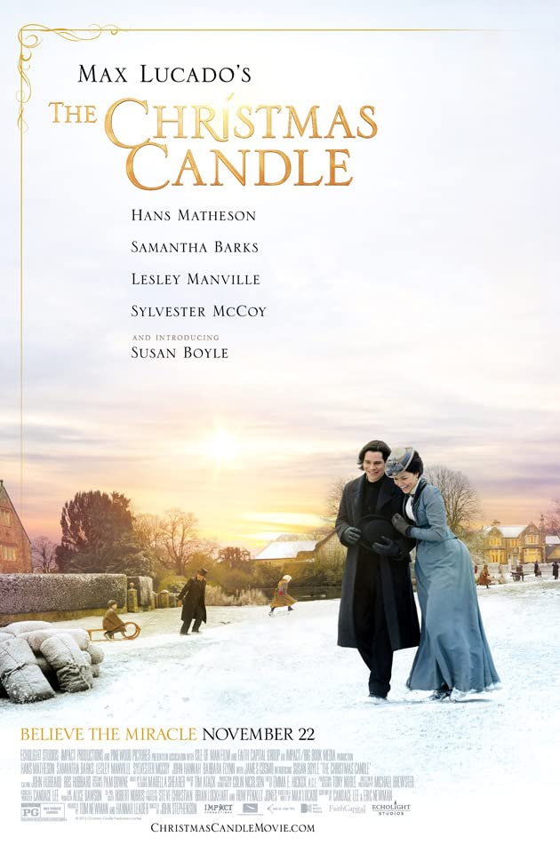Christmas Candle Film