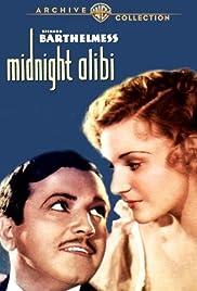 Midnight Alibi(1934) Poster - Movie Forum, Cast, Reviews
