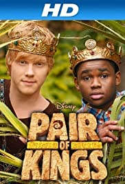 pair of kings meet the parents cast flight